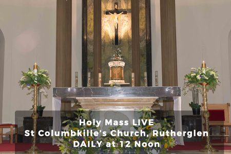 LIVE STREAMING from St Columbkille's