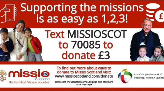 Donate to Missio