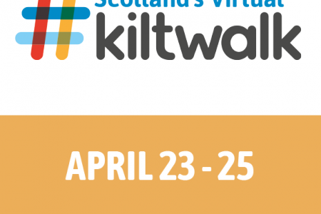 'Pave the Way – Be a Holy Sole' – KILTWALK 2021